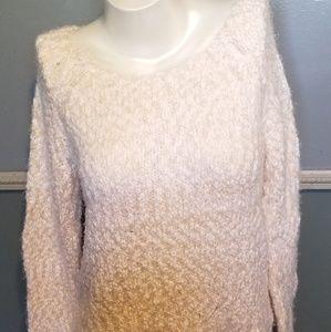 Buffalo beige soft sweater